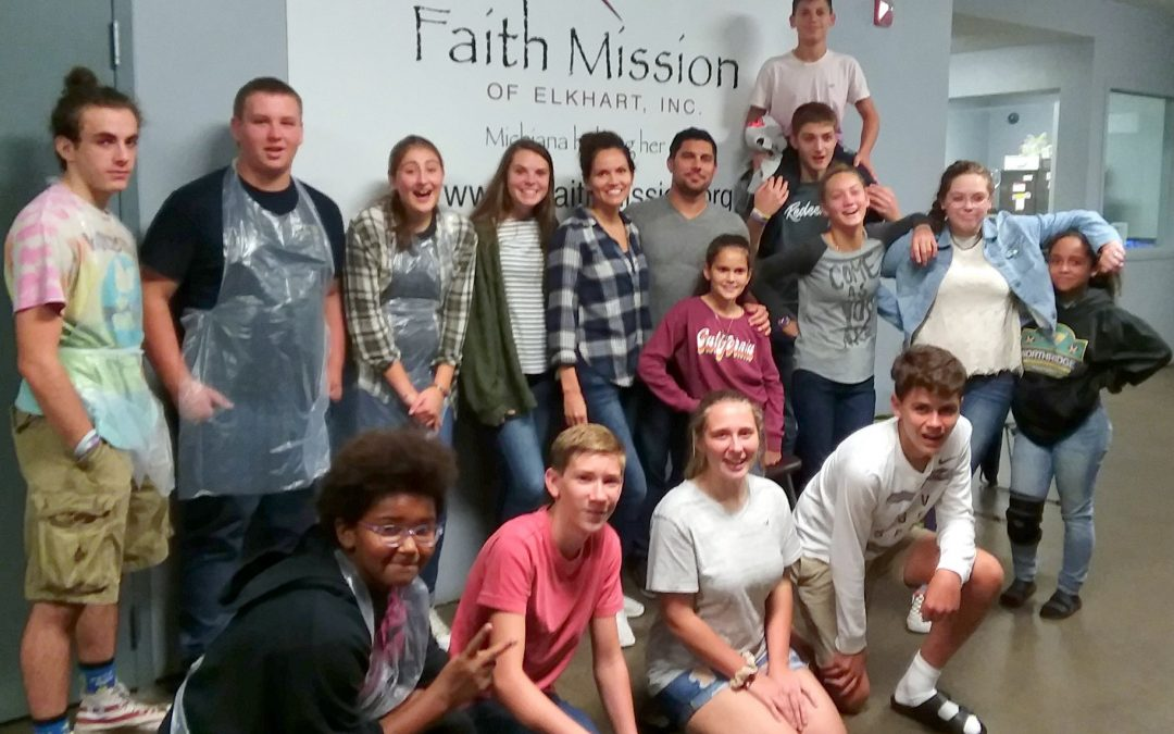 #Thankyou to our Community Church of Waterford Youth #volunteers for #serving di…