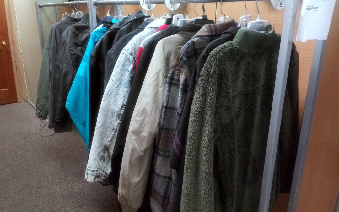 We are in need of gently used men's coats if anyone has any they would like…