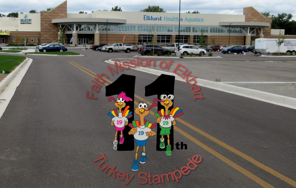 This Thanksgiving Day is the 11th annual Turkey Stampede Family Event…
