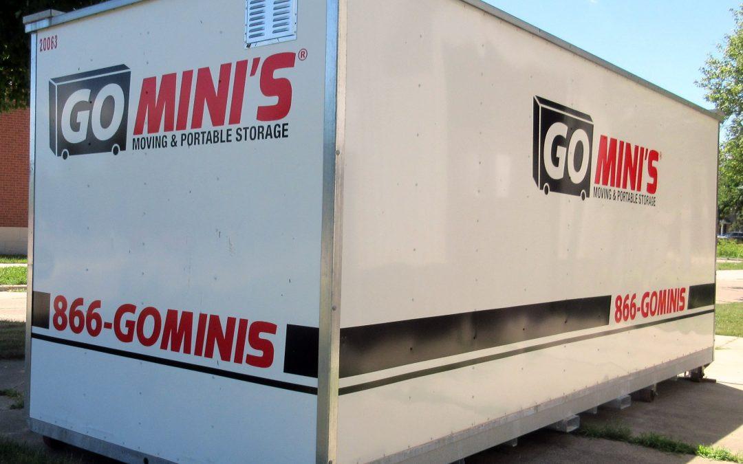 #Thankyou to Go Mini's Moving & Portable Storage in Elkhart for their contai…